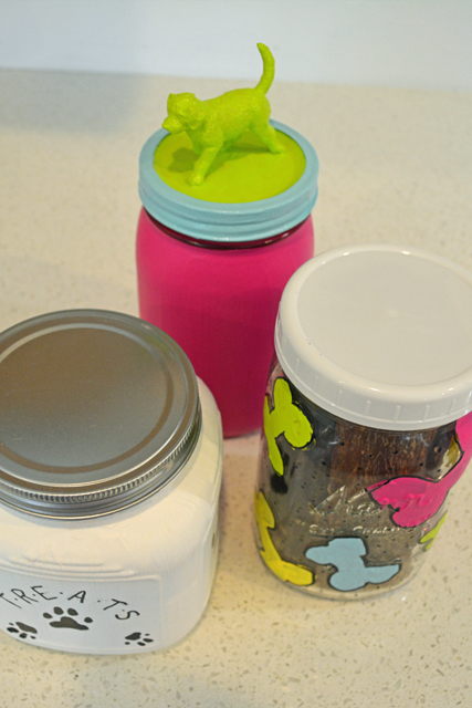 Painted Dog Treat Jars_02